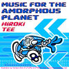 Hiroki Tee Jacket Of Music For The Amorphous Planet