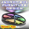 Hiroki Tee Jacket Of Andromeda Furniture Design