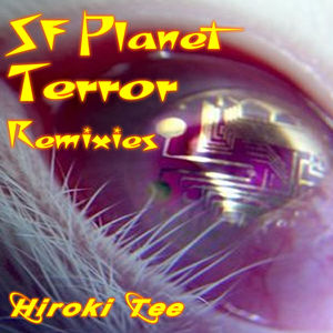 Hiroki Tee Album Jacket of SF Planet Terror